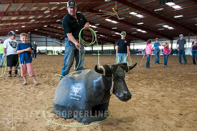 October 10, 2015-T2 Arena 'CASA' Team Roping-TBP_0211-