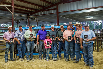 October 10, 2015-T2 Arena 'CASA' Team Roping-TBP_2695-