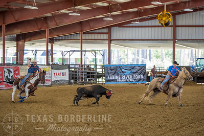 October 10, 2015-T2 Arena 'CASA' Team Roping-TBP_1541-