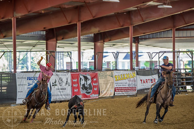 October 10, 2015-T2 Arena 'CASA' Team Roping-TBP_1562-