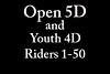 open 5d 1-50