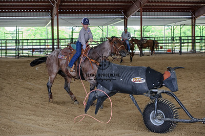 June 15, 2015-Team Roping School-7555