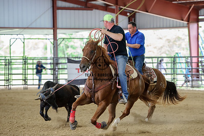 June 15, 2015-Team Roping School-7765