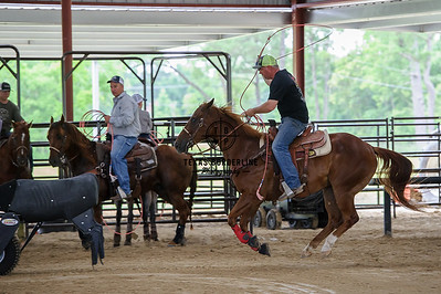 June 15, 2015-Team Roping School-7632