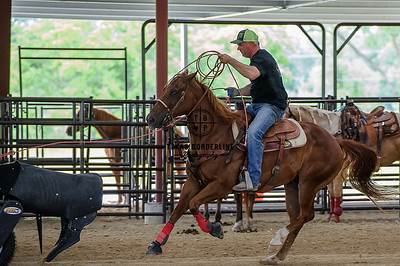 June 15, 2015-Team Roping School-7683