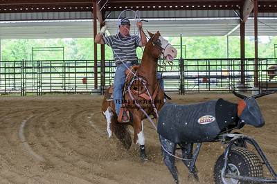 June 15, 2015-Team Roping School-7531