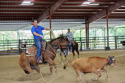 June 15, 2015-Team Roping School-7806