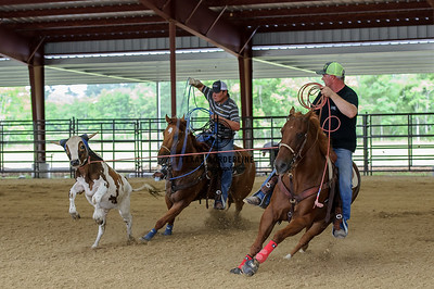 June 15, 2015-Team Roping School-7795
