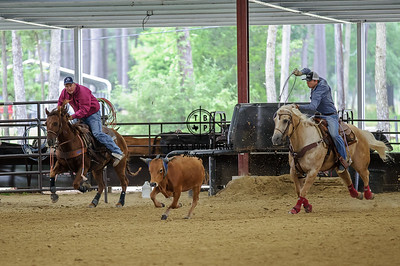 June 17, 2015-Team Roping School-8592