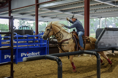 June 17, 2015-Team Roping School-8580