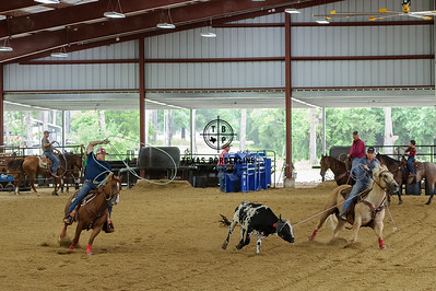 June 17, 2015-Team Roping School-8675