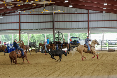 June 17, 2015-Team Roping School-8641
