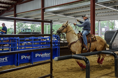 June 17, 2015-Team Roping School-8571
