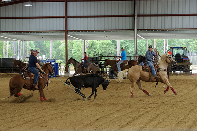 June 17, 2015-Team Roping School-8640