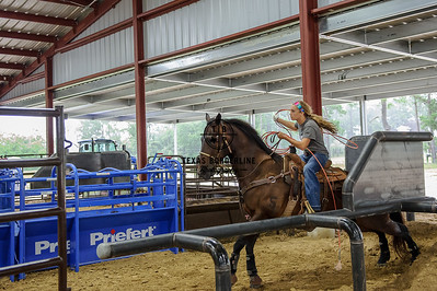June 17, 2015-Team Roping School-8572