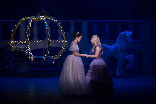 Rodgers + Hammerstein's Cinderella 2018