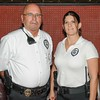 "Theater Security provided by ""Crawford Security""  Bob Crawford & Cheryl Hicks"