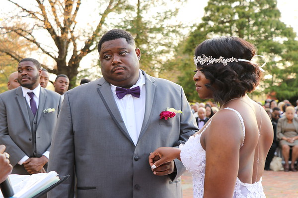 Rodney and Segal Cephas Wedding Day