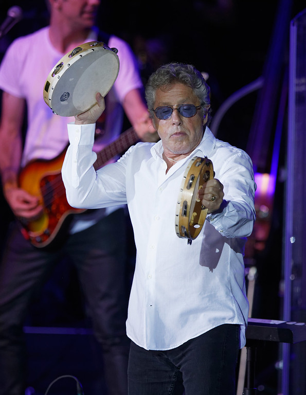 . Roger Daltrey w. the DSO play Tommy on 7-5-2018 at Meadowbrook.  Photo credit: Ken Settle
