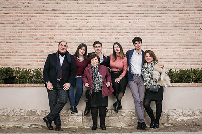 Roger y familia