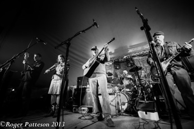 Cornmeal & Friends ~ Summer Camp Music Festival ~ Chillicothe, IL