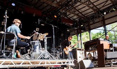 Medeski, Martin, & Wood ~ Summer Camp Music Festival 2013 ~ Chillicothe, IL