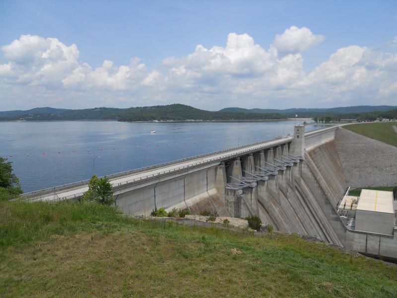 Beaver Dam Near Eureka Springs