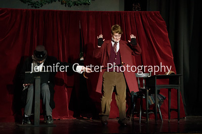 "RHS Theater ""Christmas Carol"""