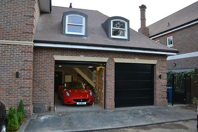 Loom Lane garage, Radlett