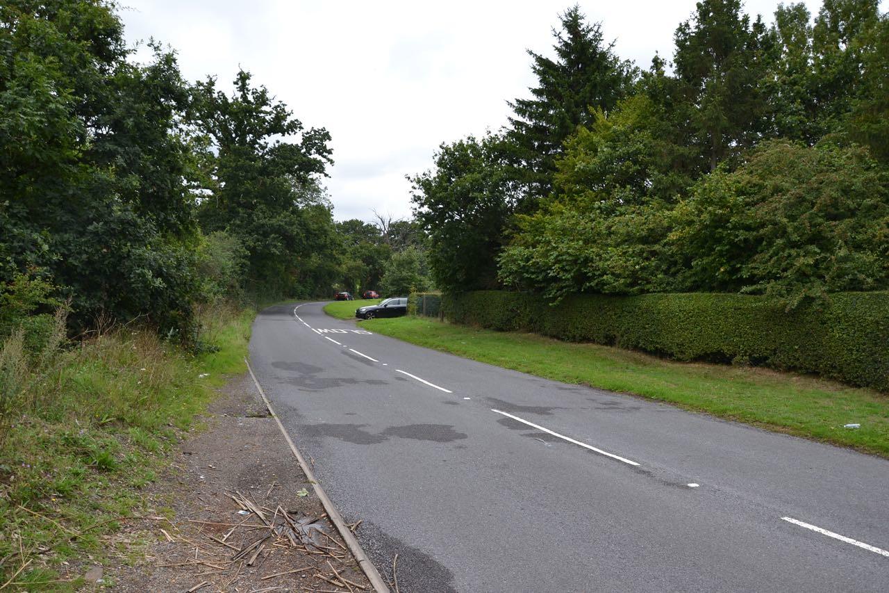 Sarratt Road - 21