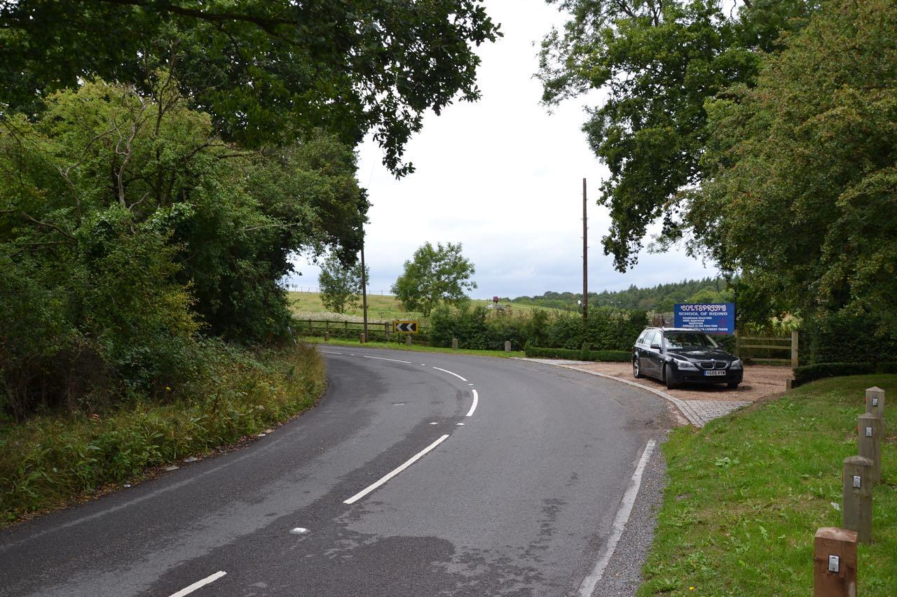 Sarratt Road - 16