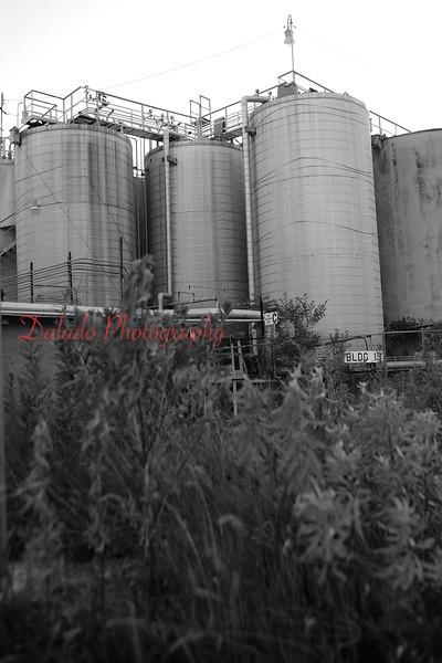 Abandon refinery.