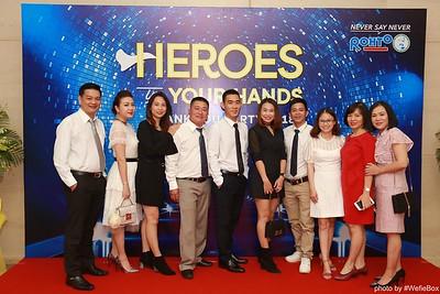 Rohto Thank You Party 2018 Photobooth in Da Nang - Chụp hình in ảnh lấy ngay tại Đà Nẵng