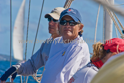 Rolex Regatta 2011 Hotel California CREW ACTION Day2