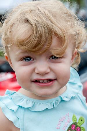 Spirit of Daytona Crew and Kids- Brumos 2010