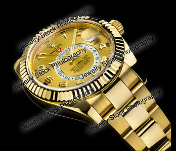 Sky-Dweller Yellow Gold Rolex