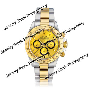 Rolex Oyster Perpetual Daytona Yellow Gold Watch