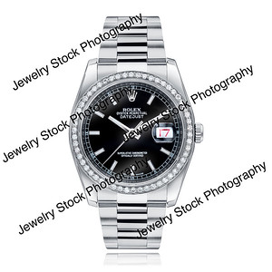 Diamond DateJust Mens Rolex