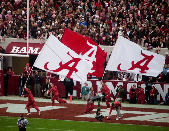 2010 Alabama Football Pictures