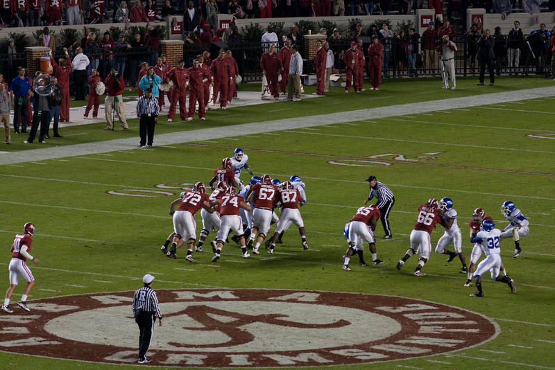 Alabama - Georgia State 2010