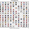 2016 SEC Football Helmet Schedule
