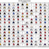 2015 SEC Football Helmet Schedule