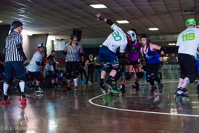 Lilac City Abominations vs PSOD Castaways-24