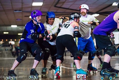 Lilac City Abominations vs PSOD Castaways-31