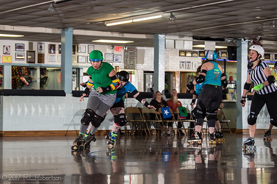 Aftershocks vs Emerald City-5