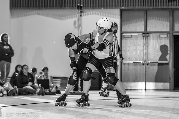 2017/05/05 Rat City Rollergrils vs Minnesota Rollergirls
