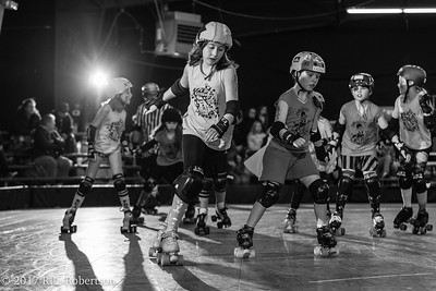 Acid Pops vs  Orange Crush (Tootsy Rollers - Positional Derby)-7