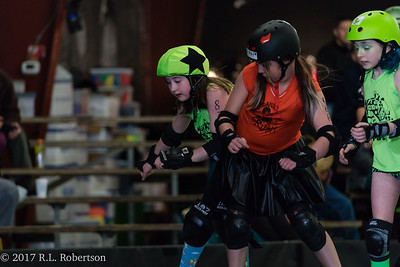 Acid Pops vs  Orange Crush (Tootsy Rollers - Positional Derby)-6