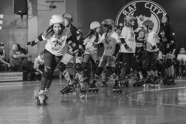 Southside Revolution Junior Roller Derby