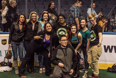 20150425 RCRD Visit the Knighthawks